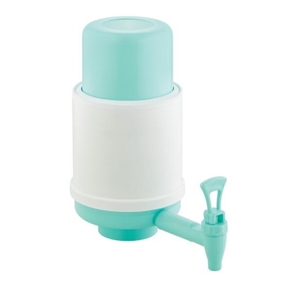 Pompa LISA ZLN-2744 manuala cu robinet pentru bidon de 19L