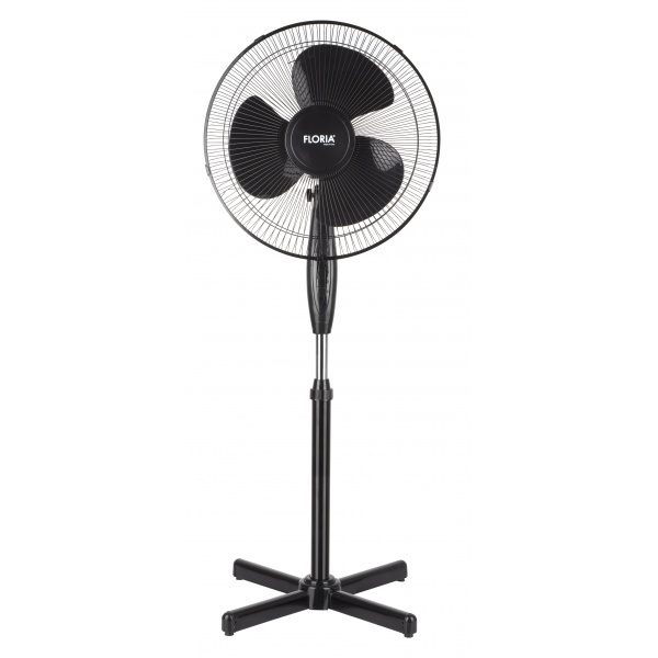 Ventilator cu picior Floria ZLN-3262, Diametru 40cm, Putere 45 W, Motor silentios si puternic