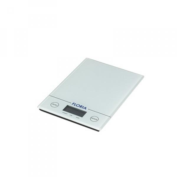 Cantar bucatarie digital Zilan ZLN-1686, 3 kg, Alb