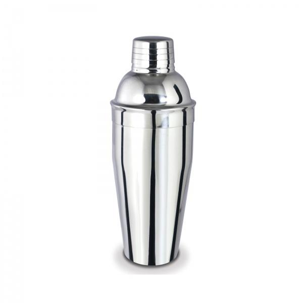 Cocktail shaker Floria ZLN-2546, Otel inoxidabil, capaciitate 0,5 l